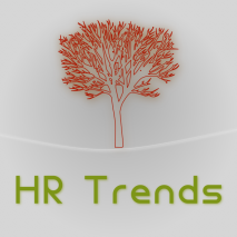 HR Trends Eye verde y gris y rojo